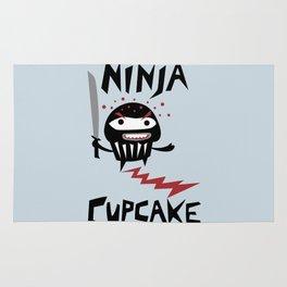 Ninja Cupcake Rug