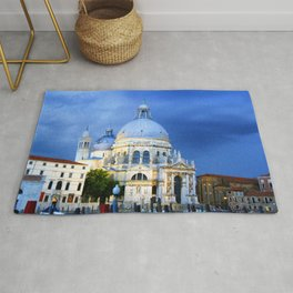 Evening at the Santa Maria della Salute Rug
