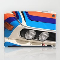 bmw iPad Cases featuring BMW CSL by Internal Combustion