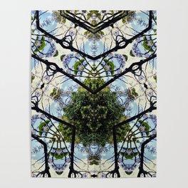 Natural Pattern No 1 Poster