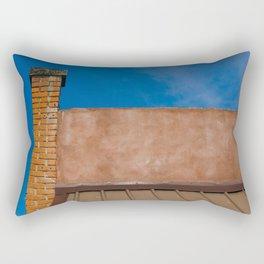 Orange & Blue - Glenns Ferry, ID Rectangular Pillow