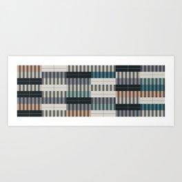 Pattern 48 Art Print