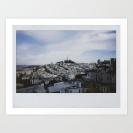 Polaroid 2 Art Print