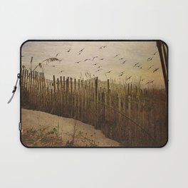 Over the Dunes Painterly Laptop Sleeve