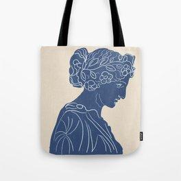 Ancient Godess #2 Tote Bag
