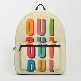Oui oui oui Backpack