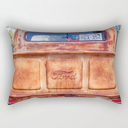 The old Ford Rectangular Pillow