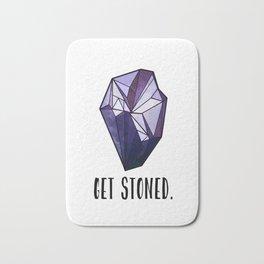 Get Stoned - Amethyst Bath Mat