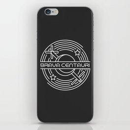 Brava Centauri iPhone Skin