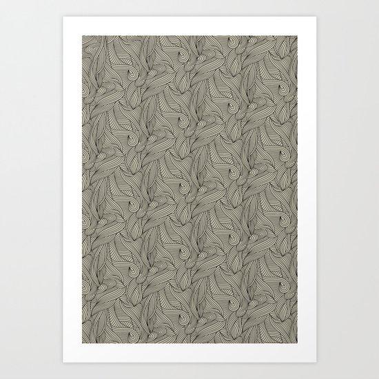 Natural Intuition Art Print