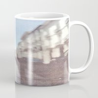 madrid Mugs featuring Madrid, Spain by Jane Lacey Smith