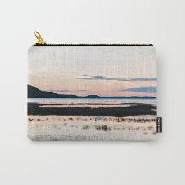 Sunset in Iceland - nature landscape Carry-All Pouch