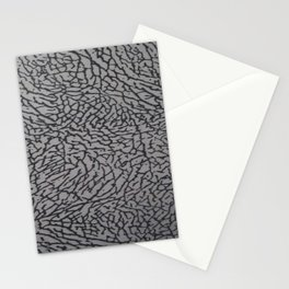 Cement from your Jordan sneakers;) Stationery Cards
