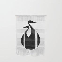 Cranes Wall Hanging