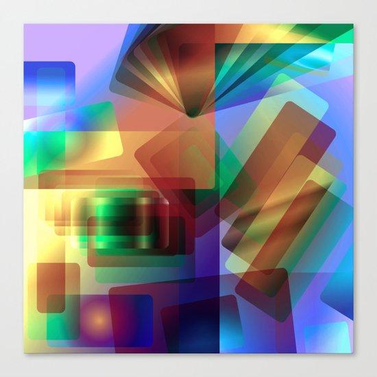 Alluvial Flare Canvas Print