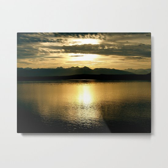 In that Moment, We were Infinite Metal Print