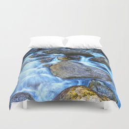 Merced River Duvet Cover
