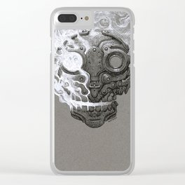 Escaping Soul Clear iPhone Case