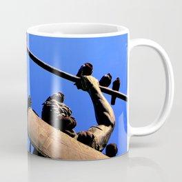 Mane-iacally Sedate Coffee Mug