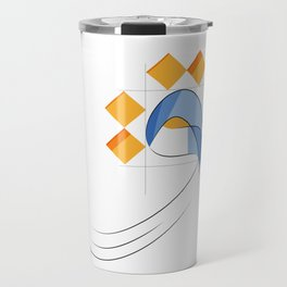 Arabic WAW Travel Mug