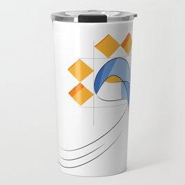 Arabic WAW Travel Mug