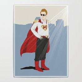 The Hero of Miami Poster