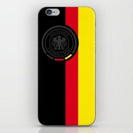 GERMAN Football Association iPhone Skin