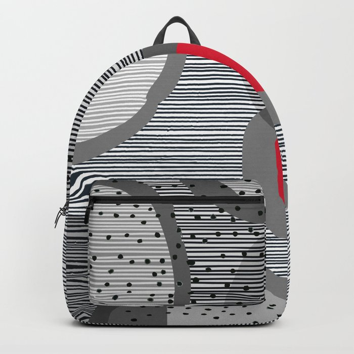 the red dot Backpack