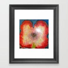 Flortex Framed Art Print