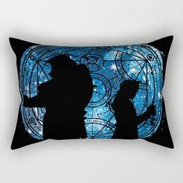 Alchemist of Silhouette Rectangular Pillow