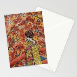 Maiko Stationery Cards