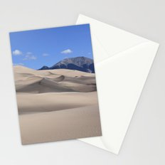 Great Sand Dunes Stationery Cards