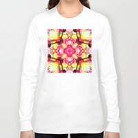 dna Long Sleeve T-shirts featuring DNA 2 by Steve Purnell