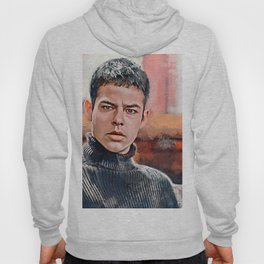 Painting Illustration Of Lucas From The Cult Classic Movie Empire Records Hoody