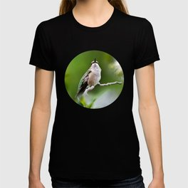 Elegant Hummingbird T-shirt