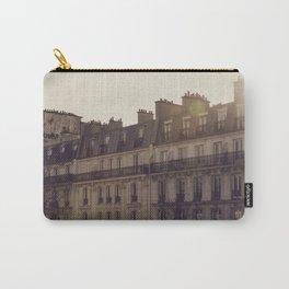 Paris Sunrise Carry-All Pouch