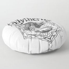 Slytherin Floor Pillow