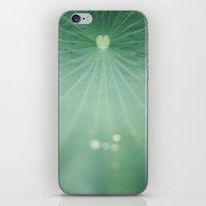 Love comes naturally iPhone & iPod Skin