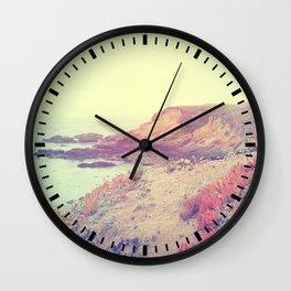 Quiet Shore Wall Clock