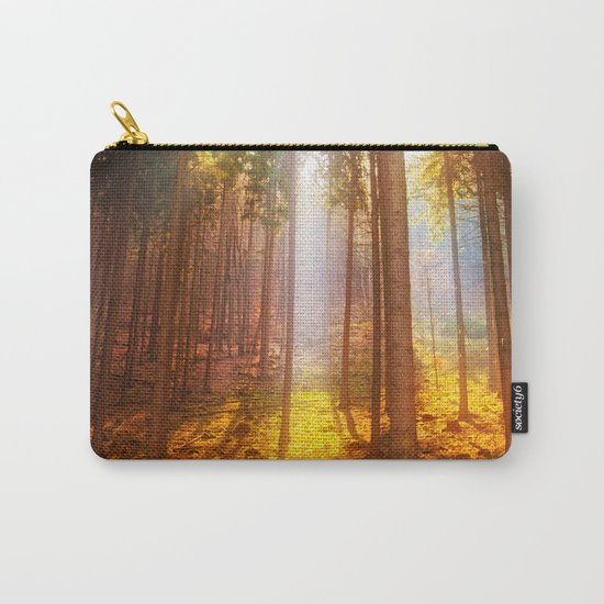 Sunshine forest Carry-All Pouch