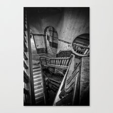 Never Ending Stairs Canvas Print