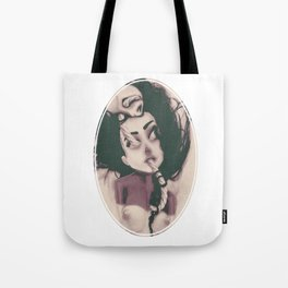 dearpain +Candy Cane Blood+ Tote Bag