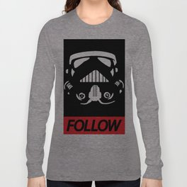 FOLLOW - Star Wars Tribute Shirt Long Sleeve T-shirt