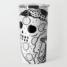 Pepperoni grab Travel Mug
