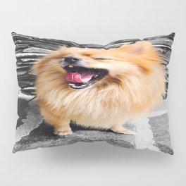 Heart of a Lion Pillow Sham