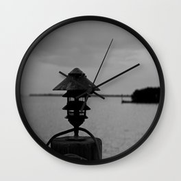 Distant Melody Wall Clock