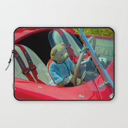 BEARY NICE CAR Laptop Sleeve