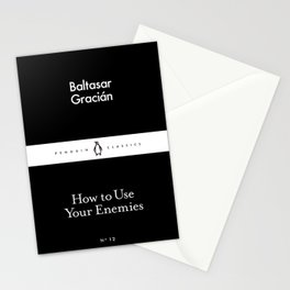 How to Use Your Enemies Stationery Cards
