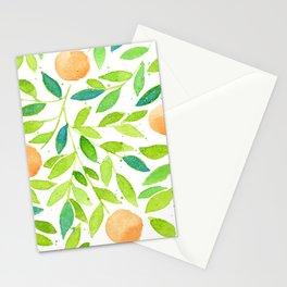 Naranjas de Valencia Stationery Cards