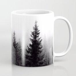 Silent Forest Dark Coffee Mug